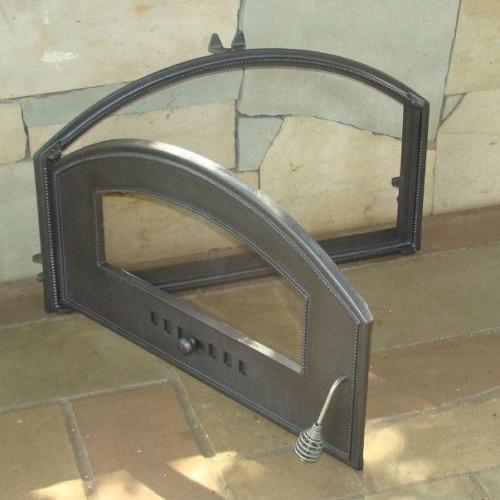 H1305 - Дверца со стеклом левая