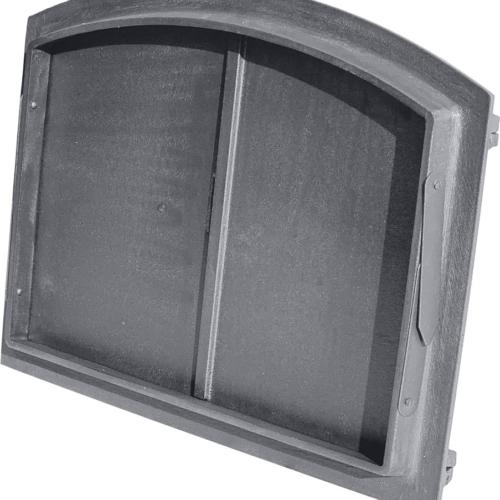 H1107 Hubos - чугунная дверца Klos (Колос)