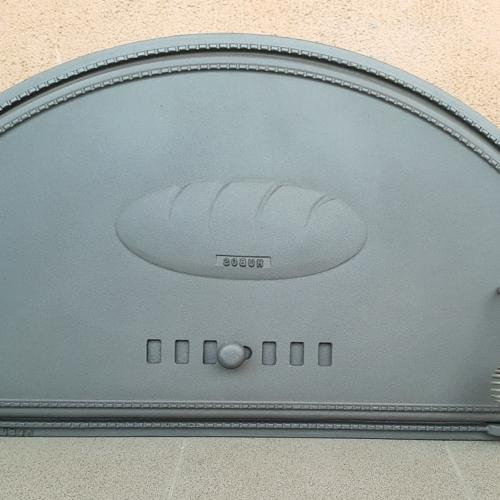 H1301 HUBOS (Хлеб) - Дверца глухая левая