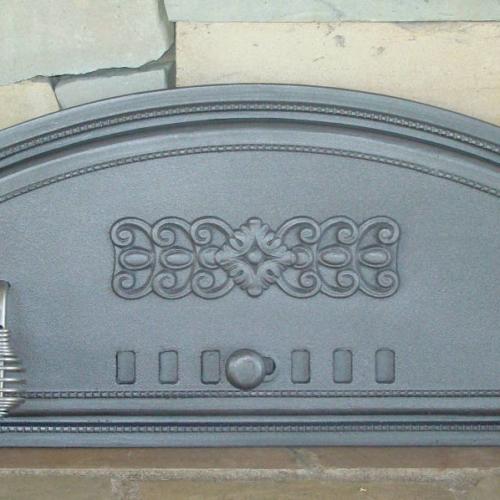 H1002 - Дверца глухая правая