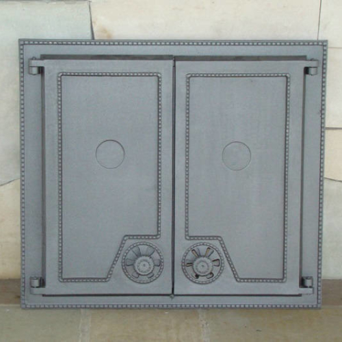 H1506 - Дверца двустворчатая глухая