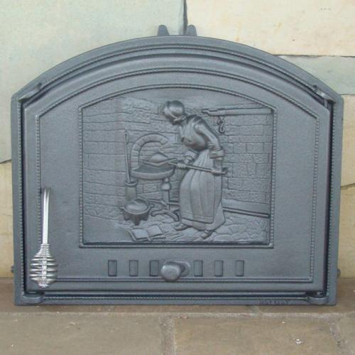 H1210 - Дверца глухая правая ХОЗЯЮШКА