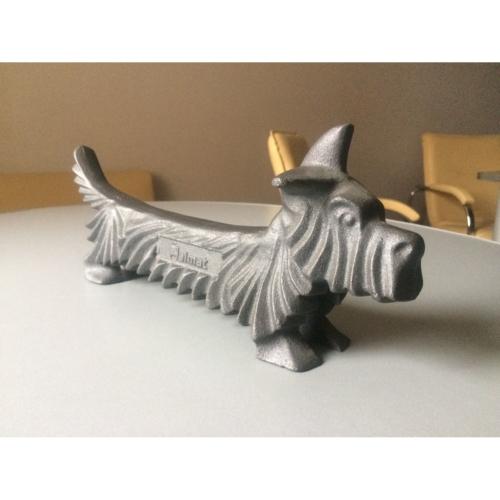 Pies -Собачка чугунная сувенирная