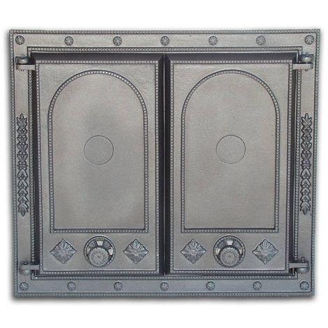 H1507 - Дверца двустворчатая глухая