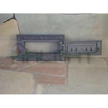 H1608 - Дверца зольника