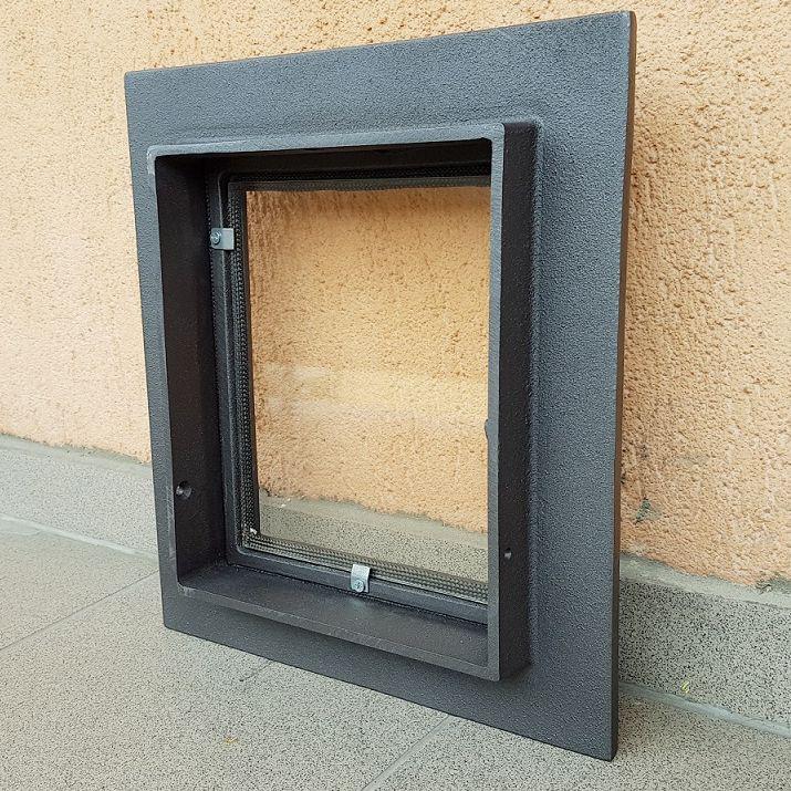 H1617 HUBOS - Дверца для печи