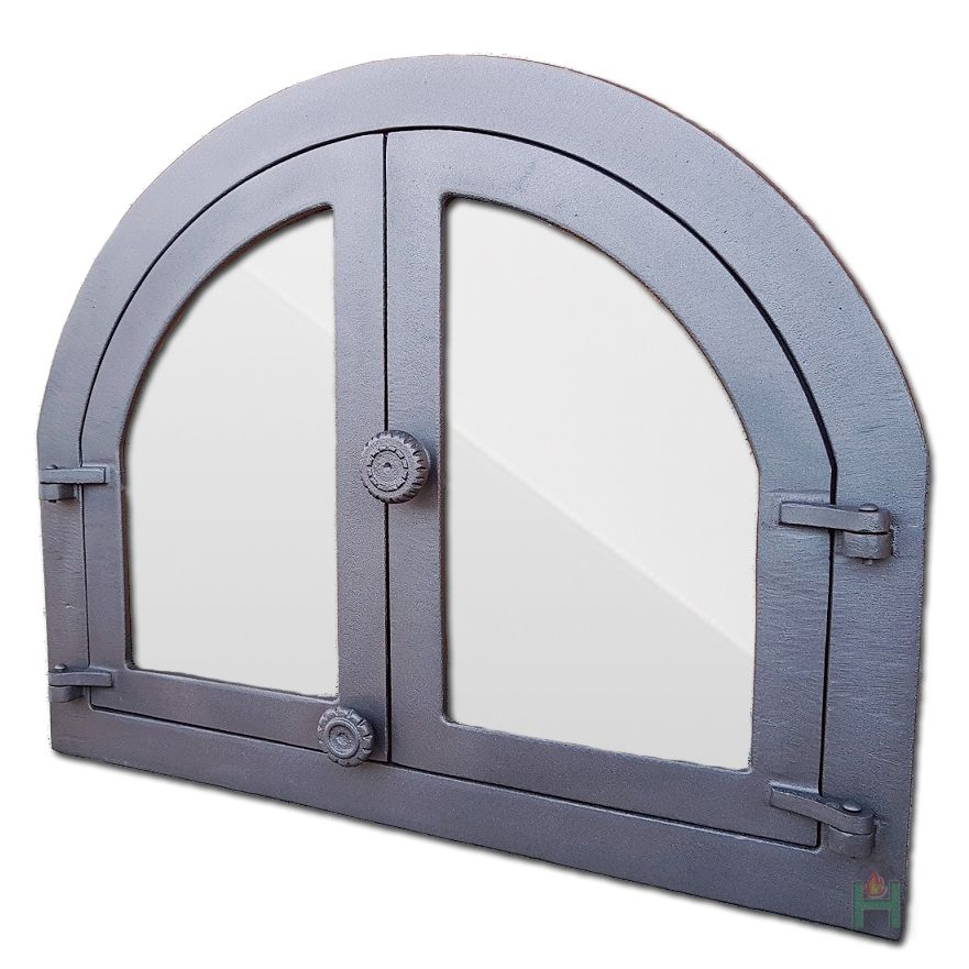H3903 HUBOS - Дверца для печи Panama 3