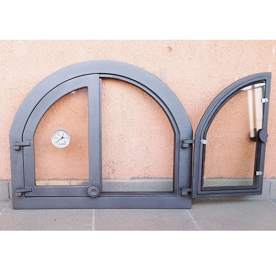 H3904 HUBOS - Дверца со стеклом Panama 4