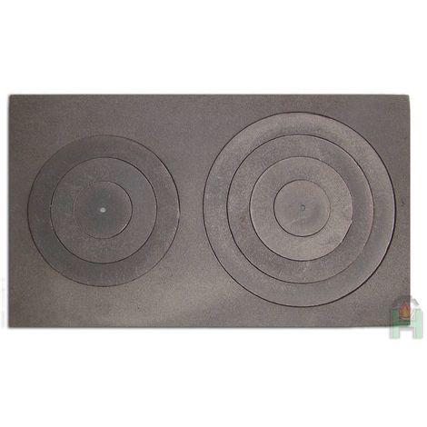 H2633 - Чугунная кухонная плита L3
